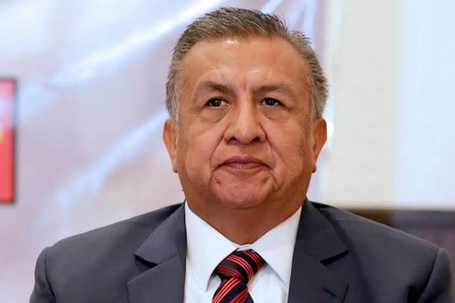 Diputados aprueban proceder penalmente en contra de Saúl Huerta Corona