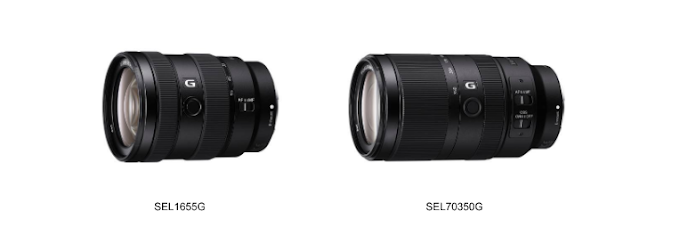 Sony Strengthens E-Mount Lens Lineup with Two New APS-C Lenses