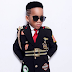 Toyin Lawani's son's 4th birthday shoot is all shades of cuteness (photos)
