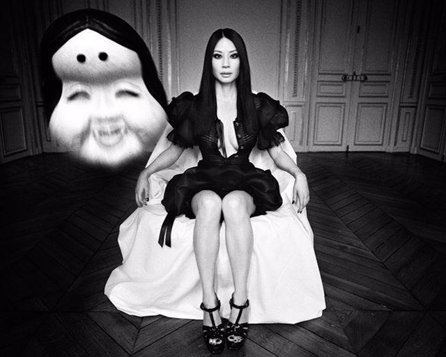 Lucy Liu Hot & Sexy Pics
