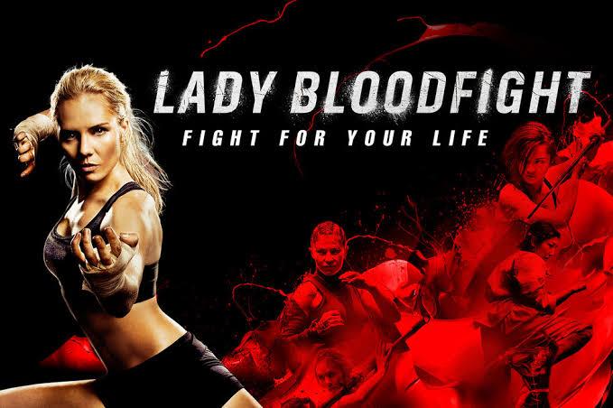 Lady Bloodfight (2016) Bluray Subtitle Indonesia