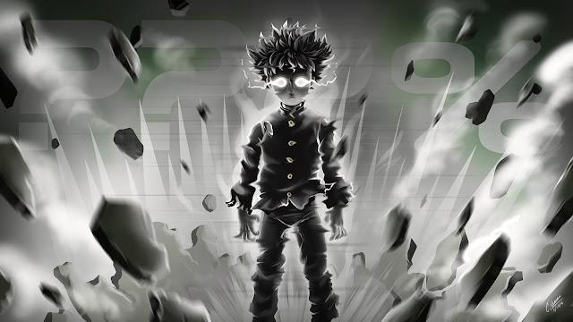 Anime  Mob Psychoo 100