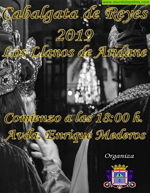 Los Llanos celebra mañana la tradicional Cabalgata de Los Reyes Magos de Oriente