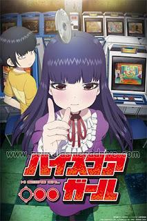 Hi Score Girl – Temporada 2 (2010) [Latino-Japones] [Hazroah]