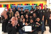 Ilham Rizky Maulana SK Pimpin HMP Sosiologi Agama UIN Ar-Raniry 2021-2022