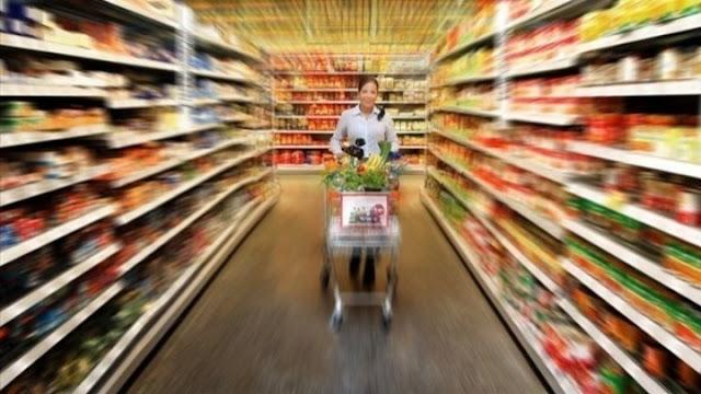 Εκτινάχθηκαν οι διαδικτυακές πωλήσεις των super market το γ΄ τρίμηνο του 2020