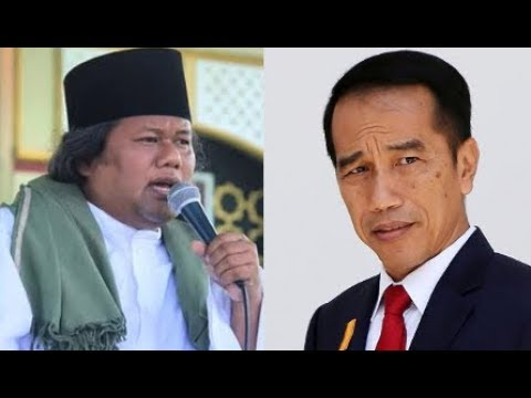 Bersama Gus Muwafiq, Jokowi Peringati Maulid Nabi di Istana Bogor