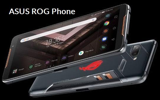 Asus ROG Phone Resmi Meluncur di Indonesia