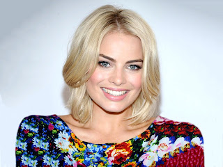 Margot Robbie beautiful, 2016, smiling, dress, wallpaper