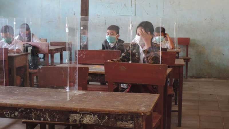 Masih Banyak Sekolah Belum Siap Pembelajaran Tatap Muka Bulan Ini