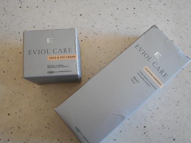 Eviol Care Face & Eye Cream