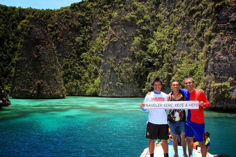 story trip ke raja ampat ala backpacker tahun 2013 jelajah rh marijelajahindonesiaku com