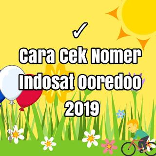 ✓ Cara Cek Nomer Indosat Ooredoo 2019