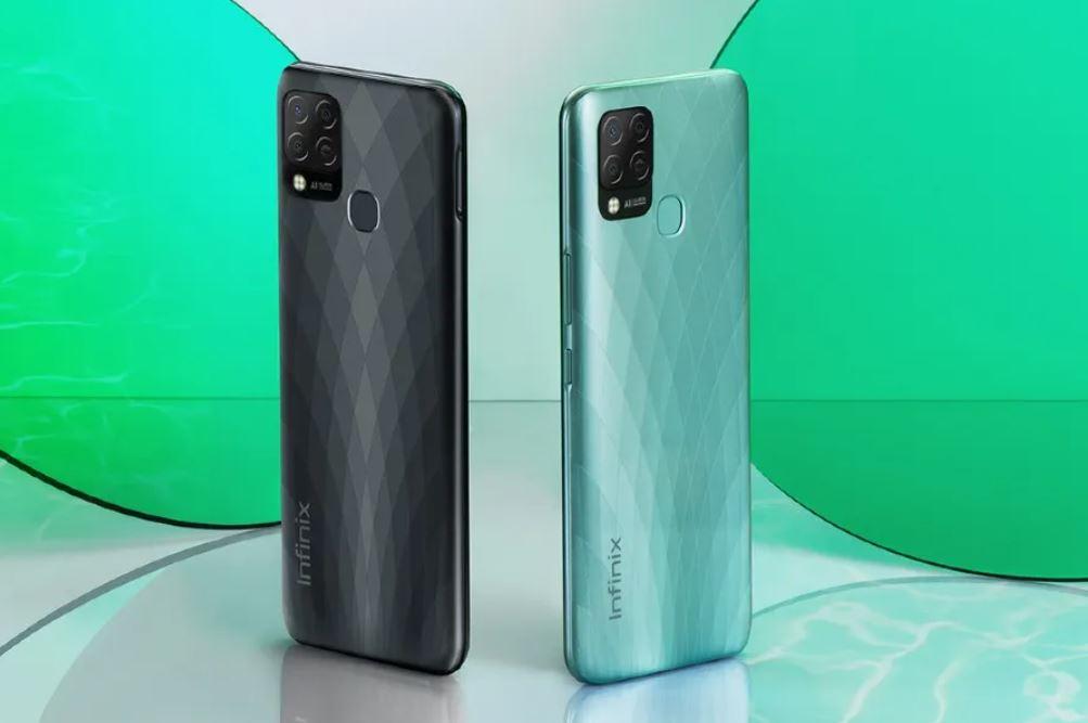 Harga dan Spesifikasi Infinix Hot 10S, Smartphone Gaming Murah Bertenaga Helio G85