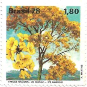 Selo Ipê Amarelo