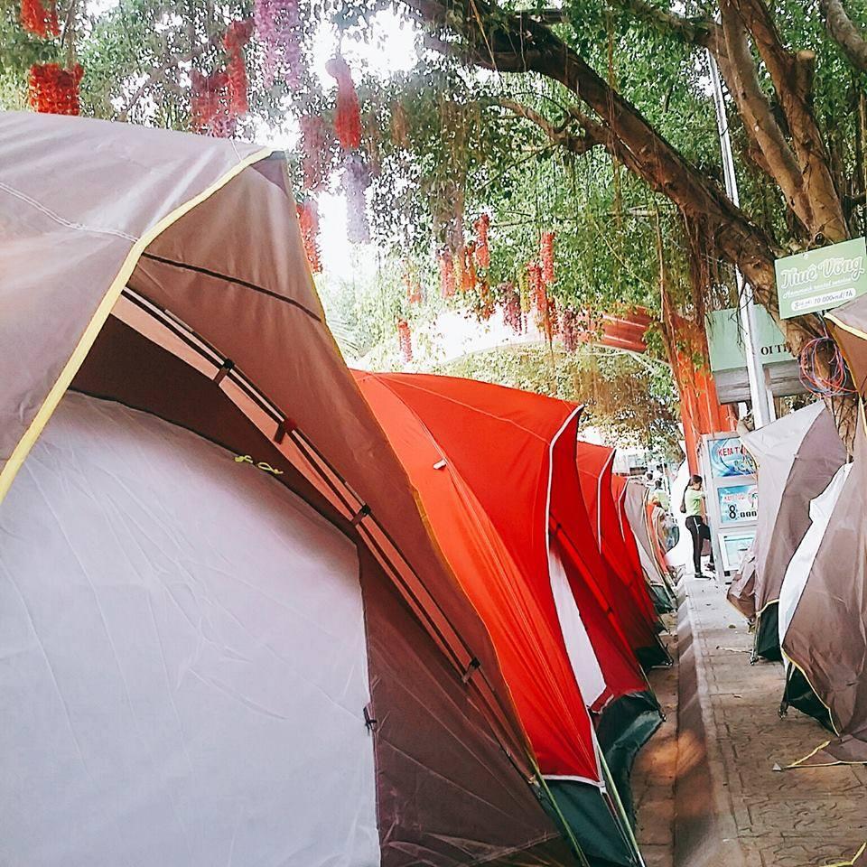 Đồng hành cùng Đại Học Hutech – Hội trại truyền thống hàng năm.