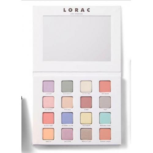 LORAC Brunch Pro Eyeshadow palette
