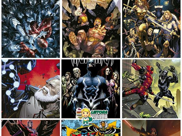Lançamentos: Panini Comics - Marvel Comics, Star Wars e Coleção Conan
