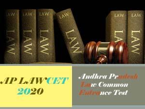 AP LAWCET 2020 Notification, Exam date, Online Application form, Eligibility