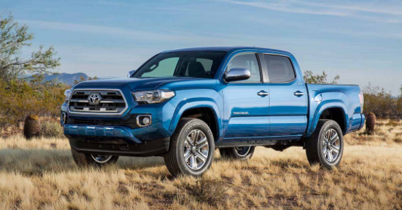 2017 Toyota Tacoma Redesign