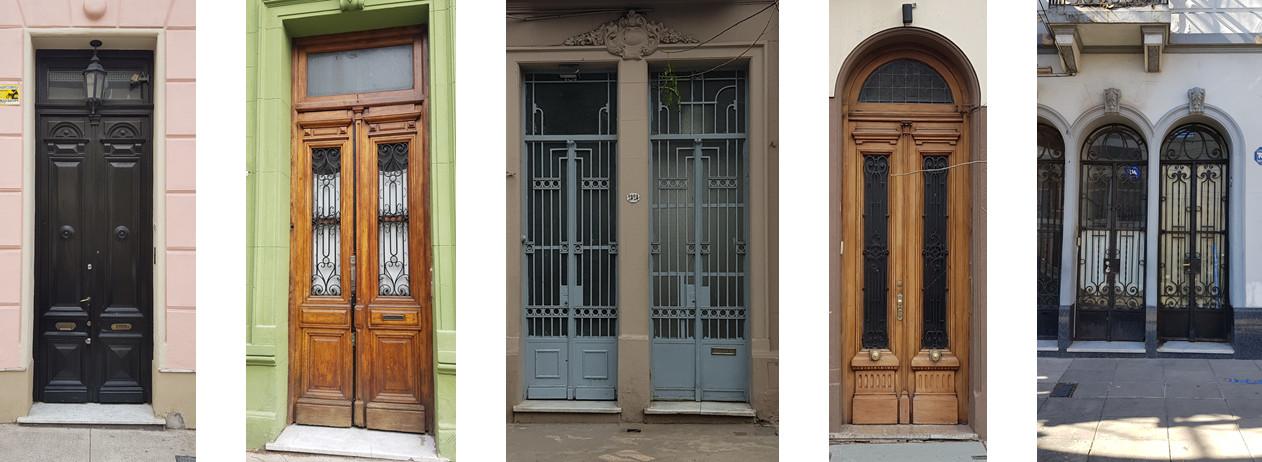 Puertas Casa Chorizo