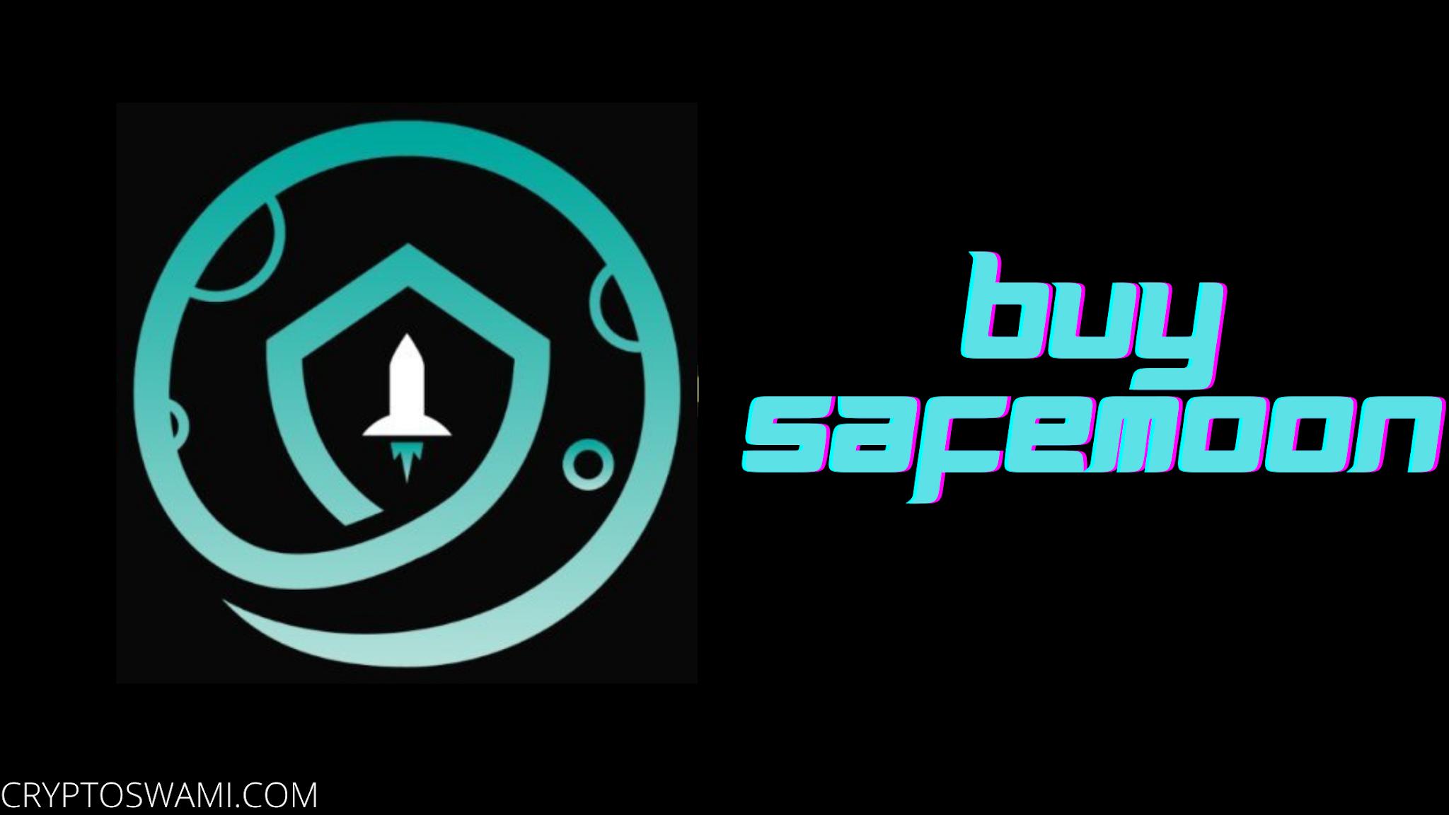 Buy SafeMoon - 16 Ways to Buy SafeMoon - Exchange SafeMoon