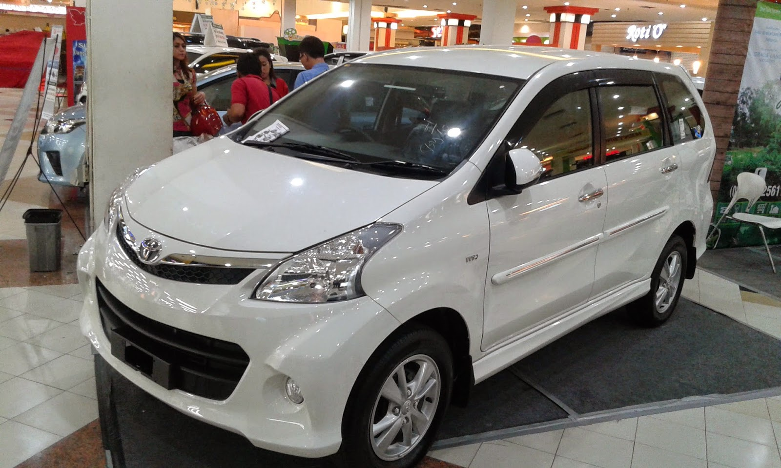 Grand New Toyota Avanza 2015 G M/t Harga All Bulan