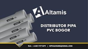 Distributor Jual Pipa PVC di Bogor