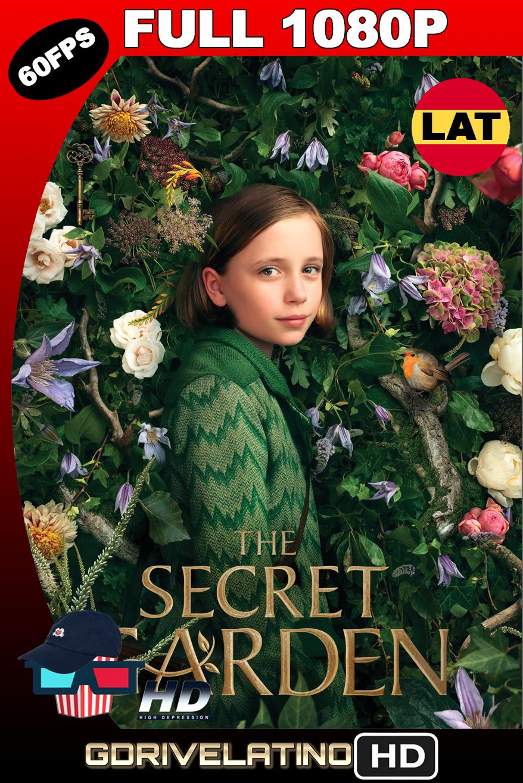 El Jardín Secreto (2020) BDRip FULL 1080p (60 FPS) Latino-Ingles MKV