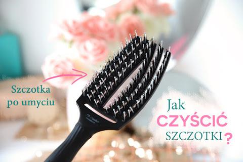Jak wyczyścić szczotkę do włosów z naturalnego włosia? - czytaj dalej »