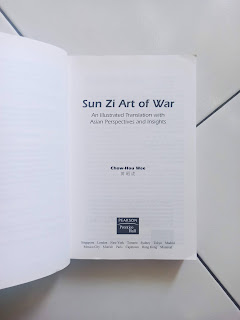 1 Sun Zi Art of War by Chow Hou Wee