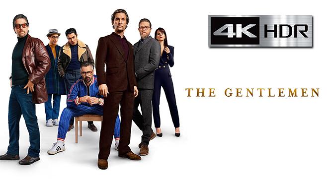 Los Caballeros (2020) 4K UHD [HDR] Latino-Ingles