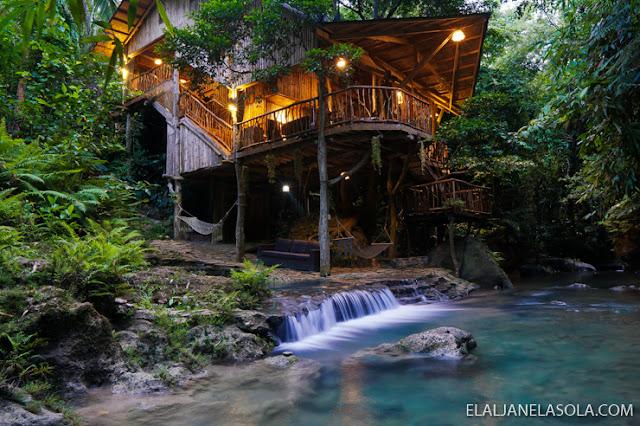 Cebu   Treehouse de Valentine, Balamban