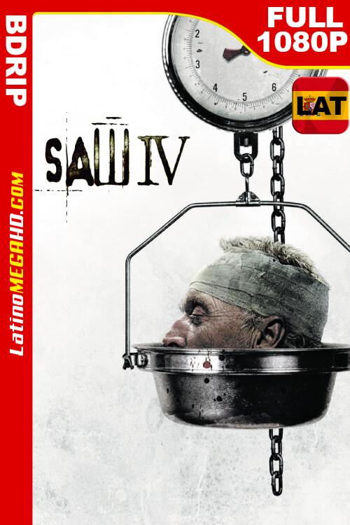 El juego del miedo IV (2007) UNRATED Latino HD BDRIP 1080P ()
