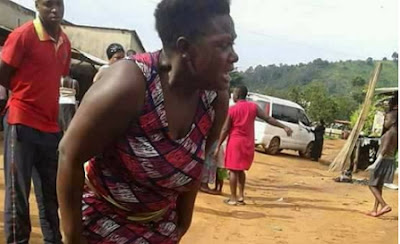 mother weeps as daughter crushed death