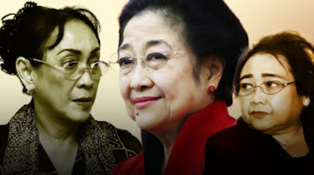 Megawati Disebut Hanya Anak Pungut Soekarno