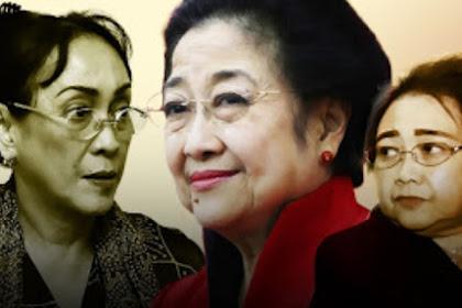 [CEK FAKTA] Megawati Disebut Hanya Anak Pungut Soekarno, Ini Hasil Penelusurannya
