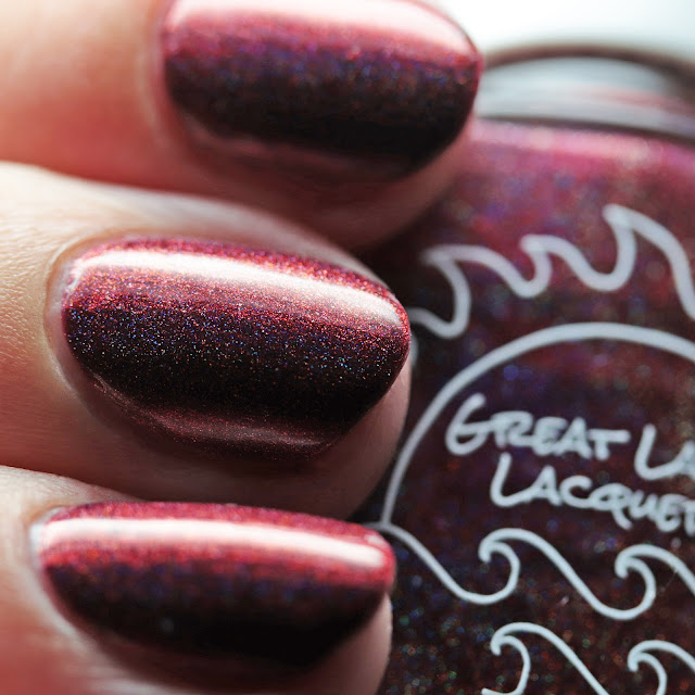 Great Lakes Lacquer Like This Red