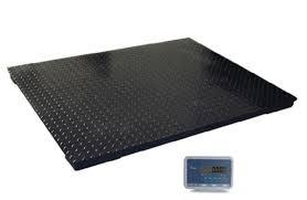 cân sàn điện tử 20 tấn hoàng thiên