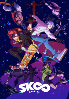 Nonton SK8 the Infinity Subtitle Indonesia