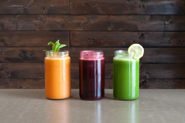 Start a business Smoothie Juice Bar