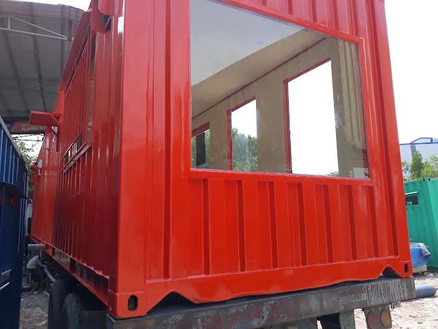 Giá Bán Container Tại Tây Ninh Xuống Thấp Kỷ Lục
