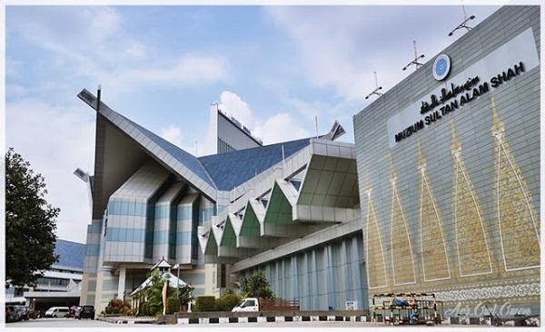 Top 5 Placces to Visit In Selangor SULTAN ALAM SHAH MUSEUM