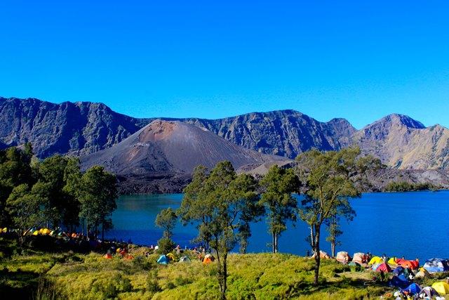 Taman Objek Wisata Gunung Rinjani