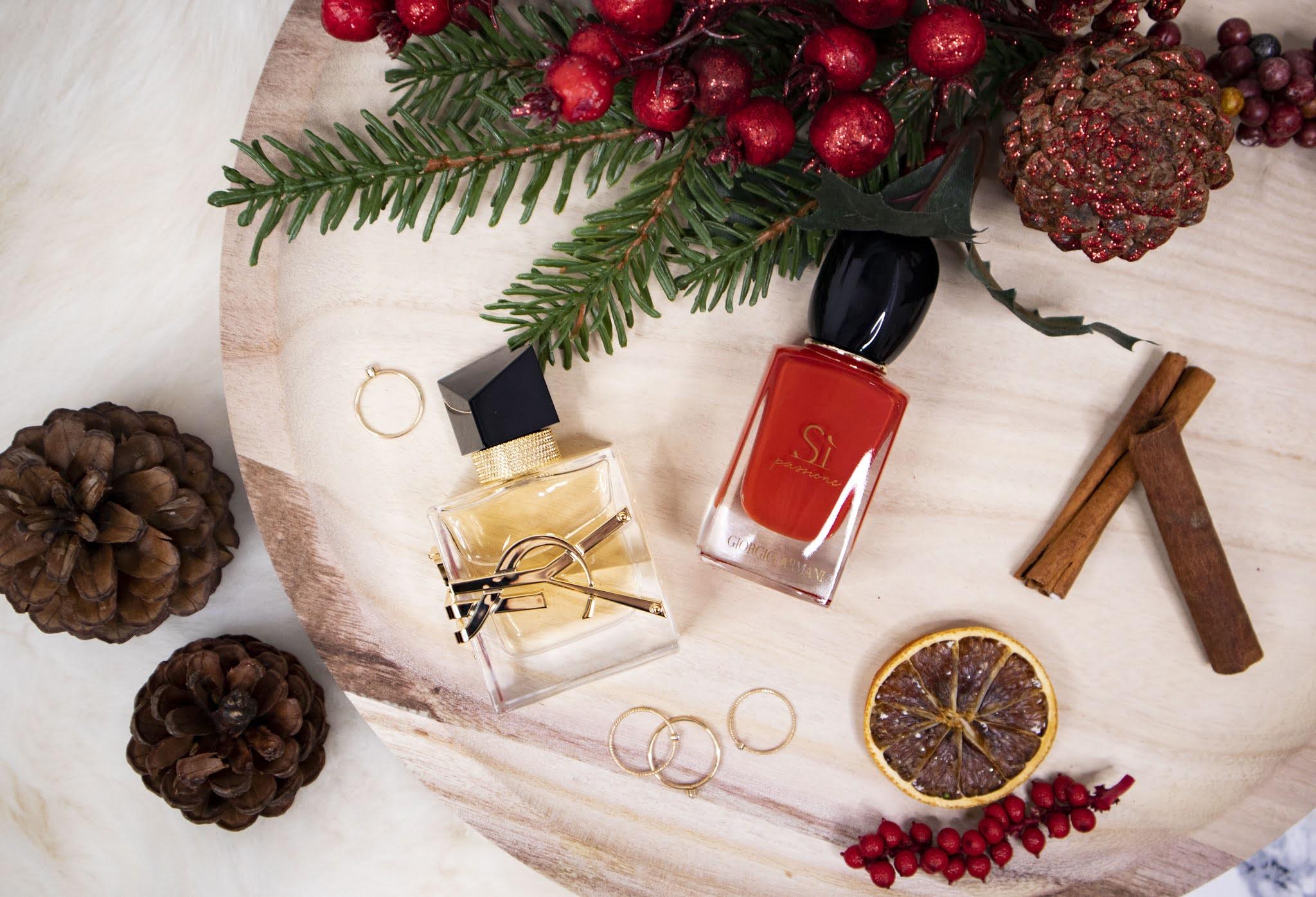 die besten winterdüfte für damen Armani Sì Passione Yves Saint Laurent Libre Eau de Parfum