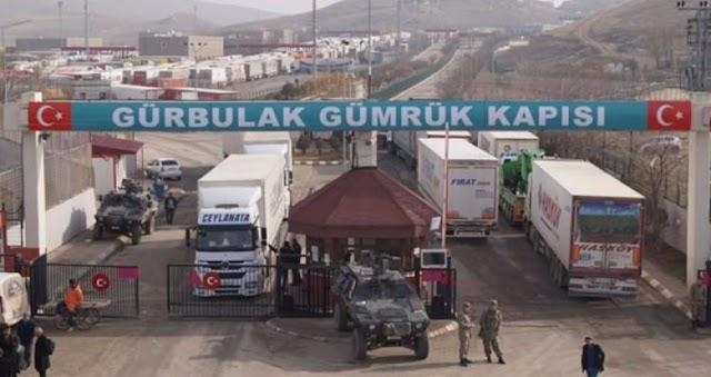 Gürbulak'ta 808 Kilogram Eroin ele geçirildi
