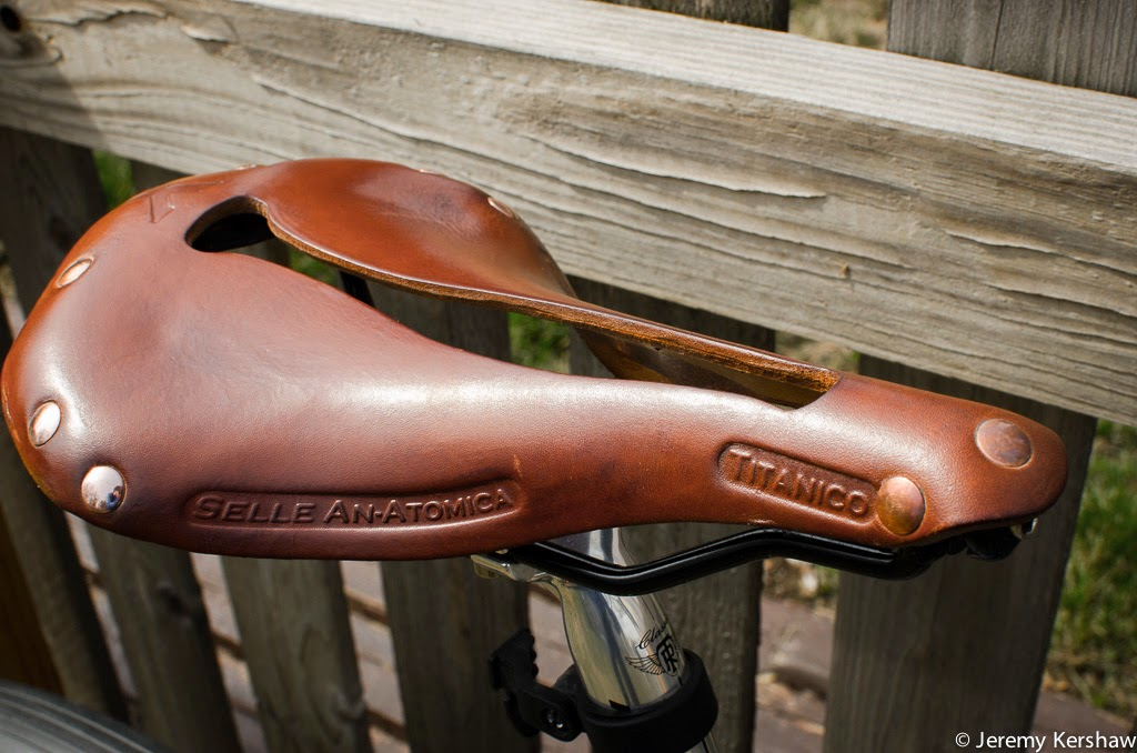 Selle Anatomica Titanico X Review   Cadence