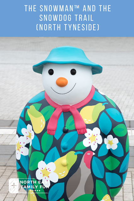 The Snowman™ and The Snowdog Trail (North Tyneside)  : All You Need To Know