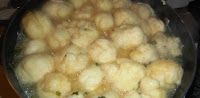 healthy and easy chicken and dumplings dinner