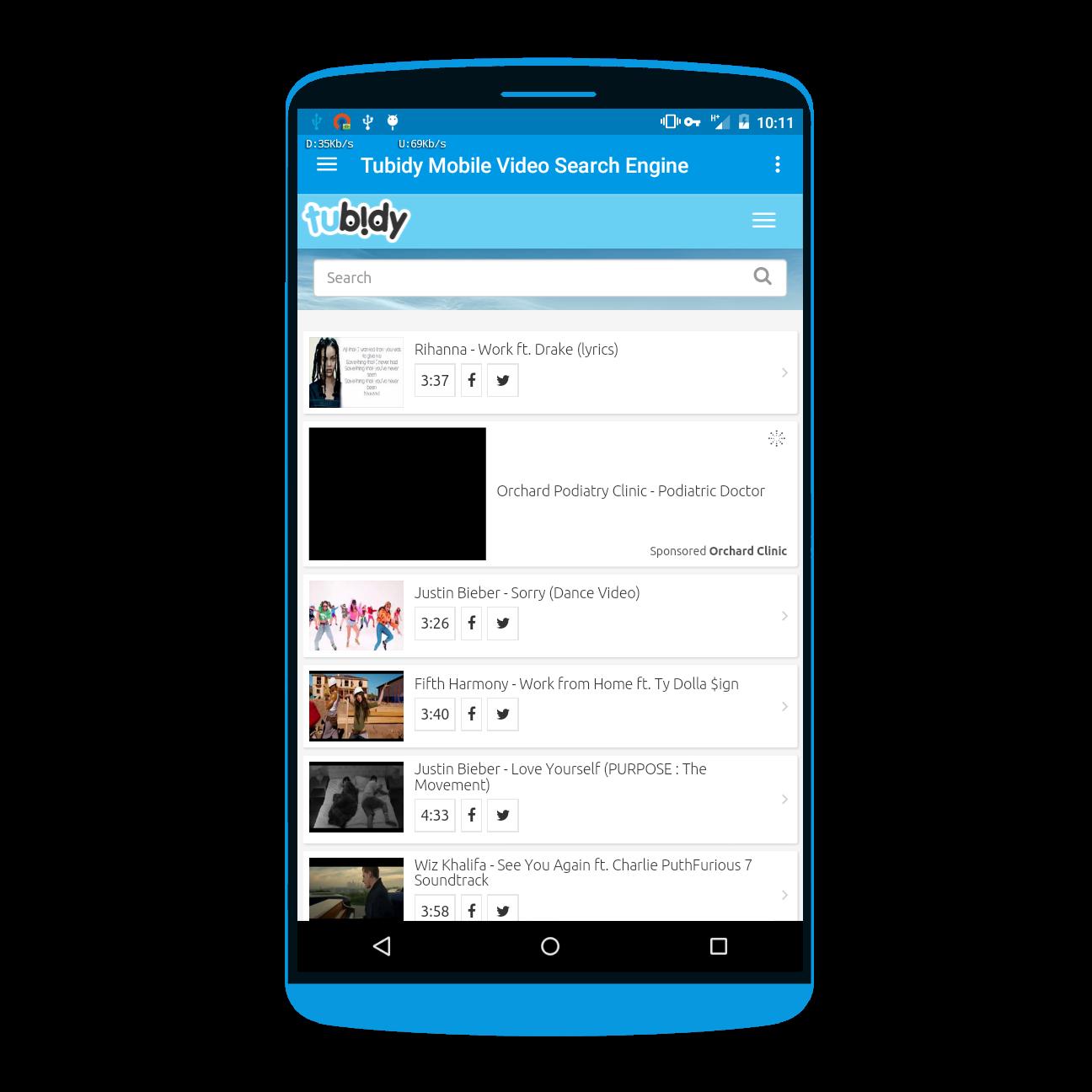 Tubidy downloader mp3